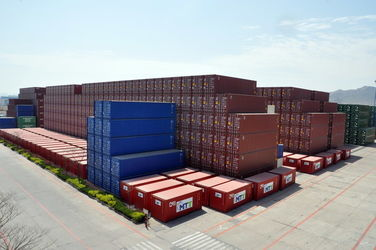 ChinaSide Opening Shipping ContainerCompany