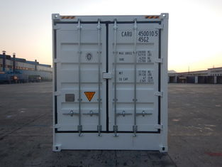 China Width 2438MM Side Opening Shipping Container 40ft High Cube Steel Floor supplier