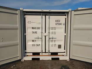 China ISO Standard Mini Shipping Container 10ft High Cube To Canada General Purpose supplier