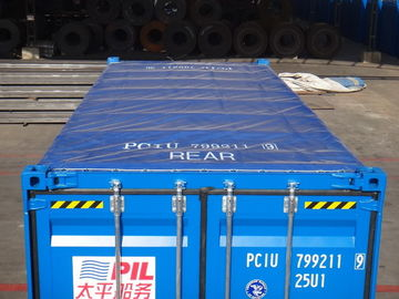 China Length 6058MM Insulated Shipping Container 20ft High Cube General Purpose supplier