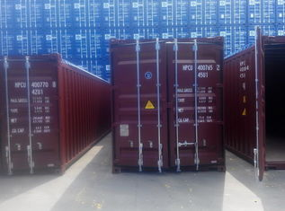 China 40ft Open Top Shipping Container High Cube Soft Tarpaulin With CSC Certification supplier