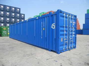 China Height 2896MM Open Top Shipping Container General Purposes Industrial supplier