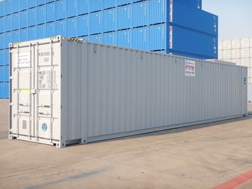 China Custom Color Steel Cargo Containers , Empty Shipping Container Industrial supplier