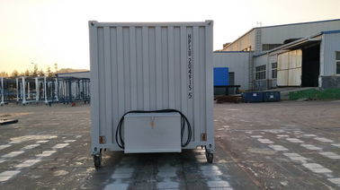 China Easy Operation Wing Body Container 20 Foot Width 2438MM -40 °C -70°C supplier