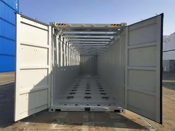 China Steel Equipment Shipping Containers 45ft Height 2896MM Easy Installation distributor