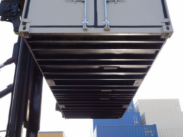 China Dry Equipment Shipping Containers 20ft Transportation Storage Length 6058MM distributor