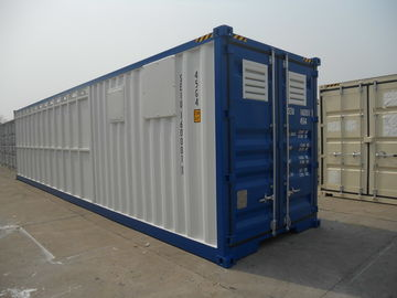"China 40ft High Cube Equipment Shipping Containers 40' X 8' X 8'6"" Easy Operation distributor"