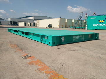 China Length 6058MM Shipping Container Platform Optional Size General Purposes distributor