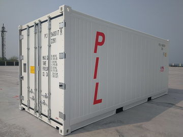 China 20ft Standard Refrigerated Shipping Container DK Machine General Purposes factory