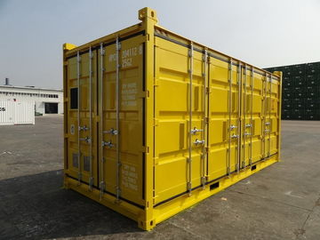 China 20ft Open Side Offshore Container DNV2.7-1 Standard 6058*2438*2896MM distributor