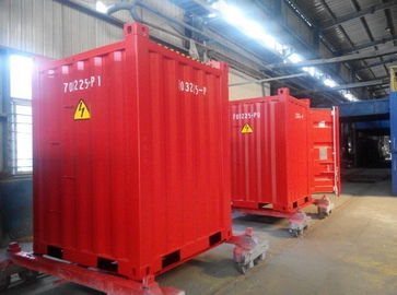 China 6ft Offshore Container General Purposes Height 2438MM Industrial Easy Operation distributor