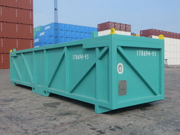 China DNV Steel Storage Containers , 22ft Insulated Shipping Container Durable distributor