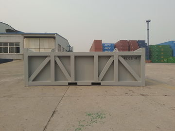 China DNV Standard Offshore Container 4.5m Basket For Shipping Transportation distributor