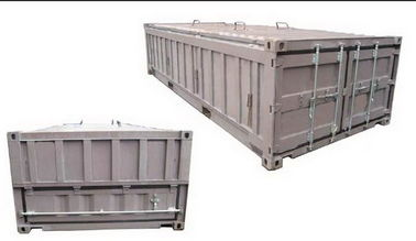 China 20ft Half Height Container General Purposes -40 °C -70°C High Strength distributor