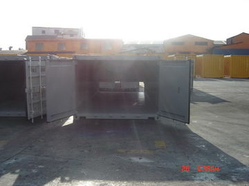 China Industrial Half Size Shipping Container , 20ft Shipping Container Durable distributor