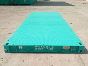 China Easy Operation Shipping Container Platform Open Top Waterproof Industrial factory